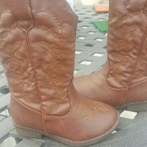 Other - Little kids cowboy  boots size 5